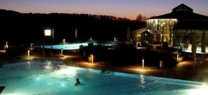 Therme Nacht